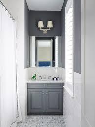 half bathroom ideas gray. Unique Gray Brilliant Half Bathroom Ideas Gray Regarding Charcoal Walls Design Inside O