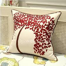 beautiful throw pillows. Brilliant Pillows Pretty Decorative Pillows Tree Patterned Red Beautiful Fine  Most   Inside Beautiful Throw Pillows