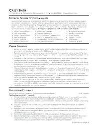 Design Engineer Resume Johnsimpson Co