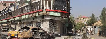Military and nato forces activities. Anschlag In Kabul Aktuell News Zum Selbstmordattentat