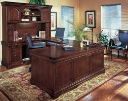 home office images. Old World Feel Office Desk Home Images