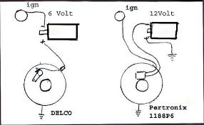 bob johnstones studebaker resource website wiring diagram bob johnstones studebaker resource website wiring diagram pertronix 6 volt ignitor 1188p6