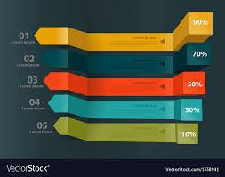Modern Charts And Graphs Minimal Infographics Modern Charts And Graphs