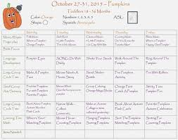 Fall Lesson Plans For Toddlers Curriculum For Toddlers Free Dailypoll Co