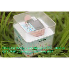 Đồng hồ thông minh Wonlex KT01 , camera , chịu nước IS67