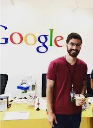 google tokyo office. ChrisPorter2 (002) Porter Stands In The Front Lobby Of Google\u0027s Roppongi Tokyo Office Google