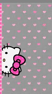 cute hello kitty wallpaper for iphone. Sanrio Wallpaper Iphone Cute Background Free Bg Hello Kitty Kawaii Pink Intended For