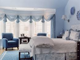 Blue Bedrooms Decorating Blue And White Bedroom Decorating Ideas Interior Home Design Ideas