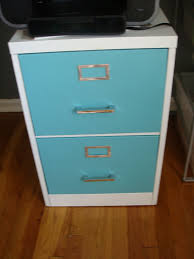 File Cabinet Paint Modern Diy How To Paint A Metal Filing Cabinet For Under 40