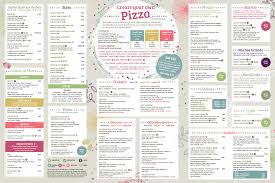 The Pizza Cafe » The Pizza Cafe – Restaurant Menu