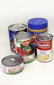Image result for canned goods