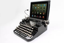 USB Typewriter Computer Keyboard -- <b>Underwood</b> Standard ...