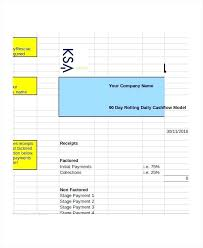 Cash Flow Excel Template Cash Flow Excel Template Free Excels Download Premium