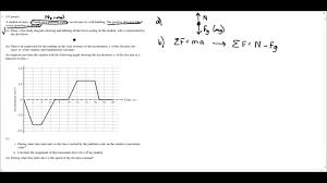2005 ap physics b form b q1