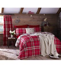 checked amp striped quilt duvet cover amp pillowcase red and white bedding ikea red gingham duvet