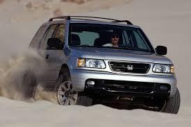 2000 honda passport headlights, vision & safety. Honda Passport Technical Specifications And Fuel Economy