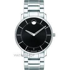 thin men watches best watchess 2017 men s movado thin clic watch 0606687