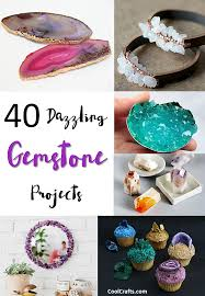 diy gemstone projects
