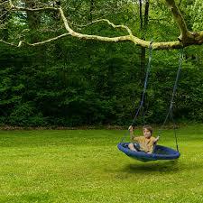 Tree Swing Sportcraft Single Platform Yard Swing