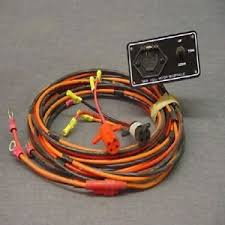 custom 13 foot trolling motor boat wiring harness custom 13 foot trolling motor boat wiring harness