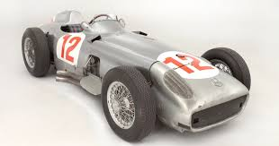 Fangio's 1954 <b>Mercedes</b>-<b>Benz Silver</b> Arrow becomes world's most ...