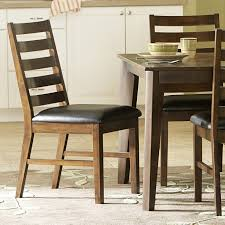 contemporary wooden parsons dining chair slipcovers for your dining room decor ideas with wooden leather chair