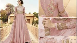 Designer Outfits Glossy Hit Design Pakistani Suits Indian Dress Asian