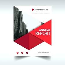 Free Report Cover Page Template Impressive Annual Report Template Word Ensite