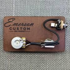 emerson custom guitars wiring kit emerson image guitarslinger products emerson custom prewired kit cabronita on emerson custom guitars wiring kit