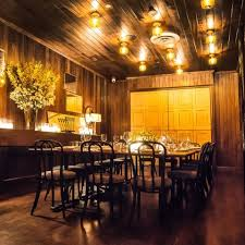 Private Room Dining Nyc