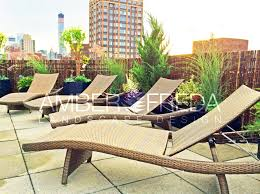 roof deck furniture. image of roof deck with lounge chairs planter perennials u0026 annuals and bamboo furniture s