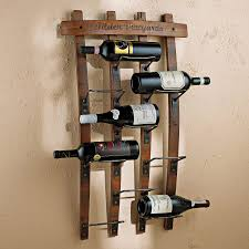 decorating extraordinary wall mounted wine rack 19 29934 chrome wall mounted wine rack