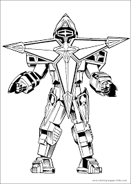 29 Power Rangers Coloring Pages For Free Gianfredanet