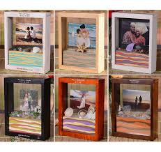 unity sand ceremony picture frame personalized zoom more images