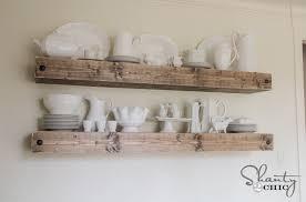 Best 25+ Dining room floating shelves ideas on Pinterest | Wood floating  shelves, Floating shelves kitchen and Floating shelves in kitchen