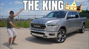 NEW* 2019 Ram 1500 Laramie Limited Review - The BEST TRUCK You Can ...