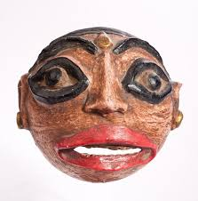 Decorative Face Masks 60 best Masks Figurines images on Pinterest Ethnic decor Face 49