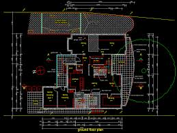 house plans dwg files free awesome house plans autocad drawings free drawing building floor