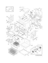 cpeb30s8cc2 wall oven parts diagram