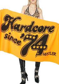 Hustler hardcore since 74