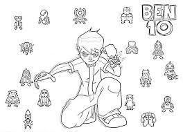 Small Picture Ben Ten Colouring Printouts Index Picture Bebo Pandco