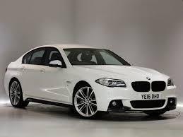 BMW 5 Series bmw 535 diesel : 2016 BMW 5 SERIES DIESEL SALOON: 535d M Sport 4dr Step Auto ...