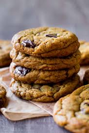 Chewy Chocolate Cookies Chewy Chocolate Chip Cookies With Less Sugar Sallys Baking Addiction