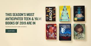 this season s most aned ya books of 2019 are in give them a
