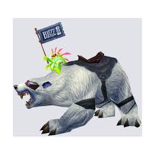 This character is not mine and i do not own the polar bear mount (sadly ). Guide To World Of Warcraft Trading Card Game Loot Card And Promotional Mounts Altered Gamer
