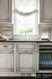 graywashing cabinets over dark staindye woodworking talk weathered kitchen cabinets