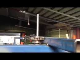 homemade swing blade sawmill. how to build a swing blade sawmill pt2 | logging pinterest build, swings and homemade