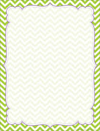 Small Picture Chevron Lime Border Chart Barker Creek