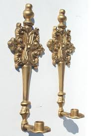 vintage french country ornate gold