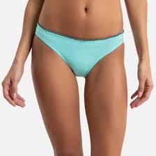<b>Плавки</b> от купальника, форма бикини синий <b>La Redoute</b> Collections